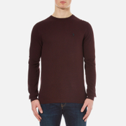 Luke 1977 Men's Long Honey Waffle Jersey - Lux Shiraz