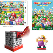 Mario Party: Star Rush + Wario amiibo Pack