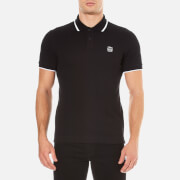 McQ Alexander McQueen Men's McQ Logo Polo Shirt - Darkest Black