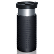 Bobble Presse Coffee Cup - Black