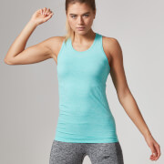 Myprotein Women's Seamless Vest - Mint Green
