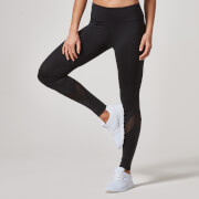 Myprotein Women's Core Full Length Leggings - Black