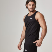 Myprotein Men's Core Tank – Black