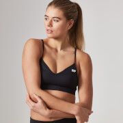 Myprotein Women's Core Sports Bra – Black