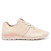 UGG Women's Tye Treadlite Nubuck Trainers - Ceramic