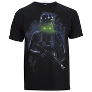 Star Wars Rogue One Men's Death Trooper T-Shirt - Black