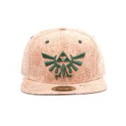 The Legend Of Zelda Snapback Cap (Cork)