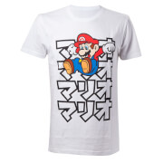 Japanese Mario T-Shirt