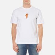 KENZO Men's Cartoon Hotdog Skate T-Shirt - White