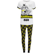 DC Women's Batwomen Printed Pyjamas - Black