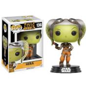 Star Wars Rebels Hera Funko Pop! Bobblehead Figuur