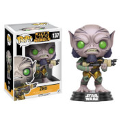 Star Wars Rebels Zeb Funko Pop! Bobblehead Figuur