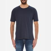 Folk Men's Nep T-Shirt - Blue