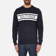 Tommy Hilfiger Men's Denton Crew Neck Sweater - Navy Blazer