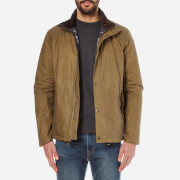 Barbour Men's Hilton Wax Jacket - Sand