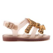 Mini Melissa Jeremy Scott Toddlers' Flox Sandals - Nude