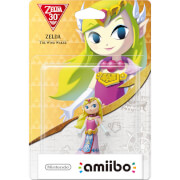 Zelda (The Wind Waker) amiibo (The Legend of Zelda Collection)