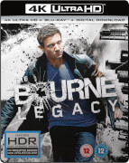 The Bourne Legacy - 4K Ultra HD