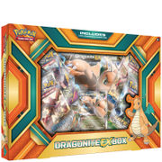 Pokémon Trading Card Game: Dragonite EX Box