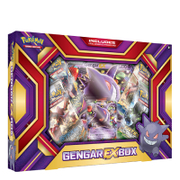 Pokémon Trading Card Game: Gengar EX Box
