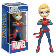 Figura Rock Candy Vinyl Capitana Marvel - Marvel