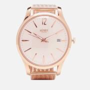 Henry London Shoreditch Watch - Rose Gold