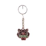 KENZO Men's Tiger Keychain - Black