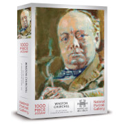 Winston Churchill 1000 Piece Jigsaw