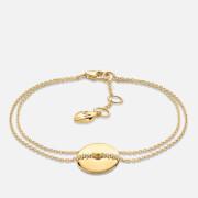 Missoma Women's Cosmic Coin Bracelet - Gold