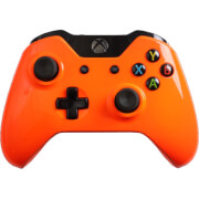 Manette Custom Xbox One - Édition Orange Brillant