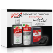 yes to Tomatoes Detoxifying Charcoal Skin Care Kit