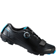 Shimano XC7 SPD MTB Cycling Shoes - Black