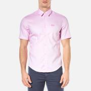 BOSS Green Men's Busterino Shirt - Open Purple