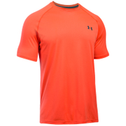 Under Armour Men's Tech Short Sleeve T-Shirt - Bolt Orange