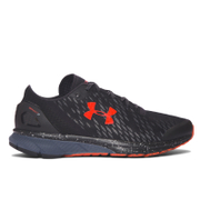 Under Armour Men's Charged Bandit 2 Night Running Shoes - Black