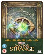 Doctor Strange 3D (Inklusive 2D Version) - Zavvi UK Exklusive Limitierte Steelbook Edition