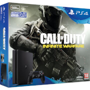 Sony PlayStation 4 500GB Console - Includes Call of Duty: Infinite Warfare