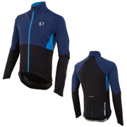 Pearl Izumi Pro Pursuit Softshell Jacket - Blue Depths/Black