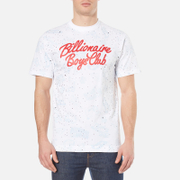 Billionaire Boys Club Men's Galaxy All Over Print T-Shirt - White