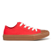 Converse Kids' Chuck Taylor All Star II Ox Trainers - Casino/Gum