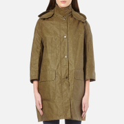 Barbour Heritage Women's Summer Solway Wax Jacket - Sand