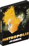 Osamu Tezuka's Metropolis - Dual Format Limited Edition Steelbook (Includes DVD)