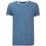 Camiseta Brave Soul Pete - Hombre - Azul vintage/gris