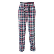 Tokyo Laundry Men's Golding Check Lounge Pants - Red