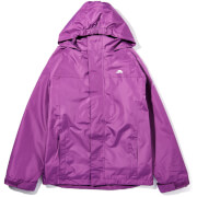 Trespass Girls' Skydive Waterproof 3-in-1 Jacket - Damson