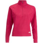 Jersey polar Trespass Shiner - Mujer - Rojo cereza