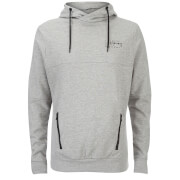 Dissident Men's Tetra Hoody - Light Grey Marl