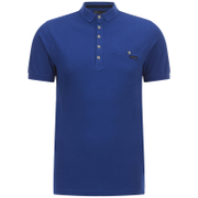 Dissident Men's Dunraven Polo Shirt - Monaco Blue