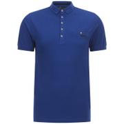 Dissident Men's Dunraven Polo Shirt - Monaco Blue