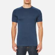 Fjallraven Men's Abisko Trail T-Shirt - Uncle Blue